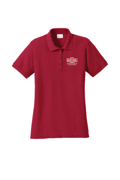 A-State Occupational Therapy - Ladies Core Blend Pique Polo - ASTATE-10555