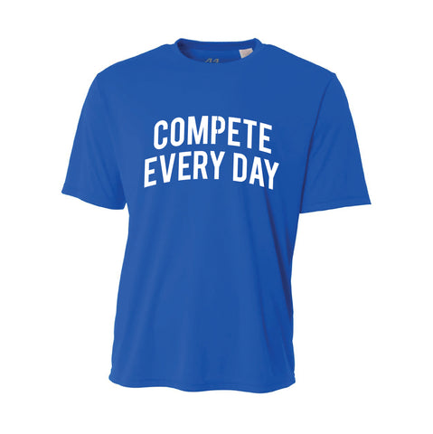 Compete Every Day - Performance Tee - SPENC-17103