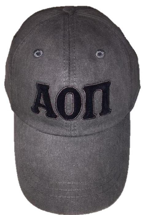 Alpha Omicron Pi - Chic Hat