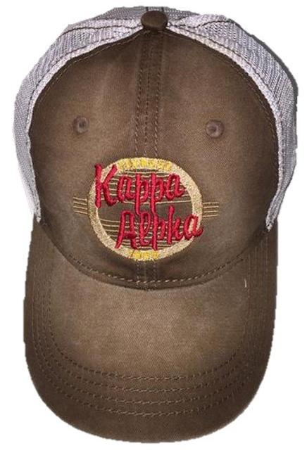 Hat - Kappa Alpha - Vintage Sunset