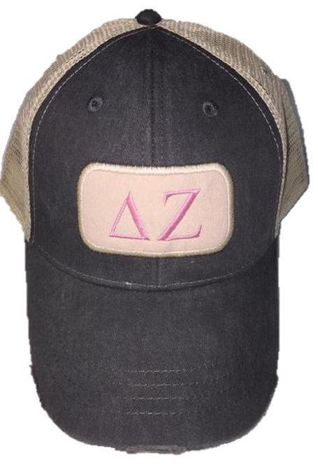 Delta Zeta - Patch Hat