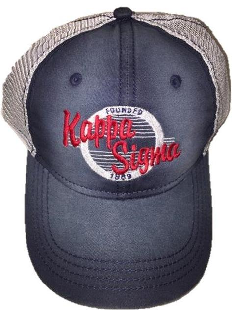 Hat - Kappa Sigma - Vintage Sunset