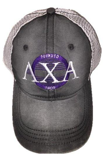 Hat - Lambda Chi Alpha - Vintage Sunset