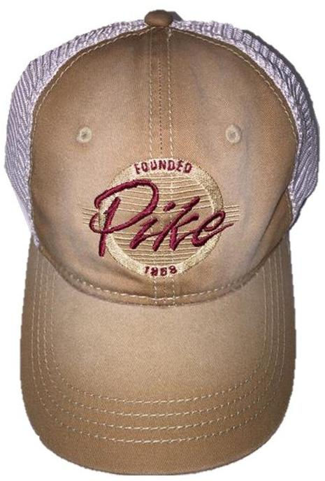 Hat - Pi Kappa Alpha - Vintage Sunset