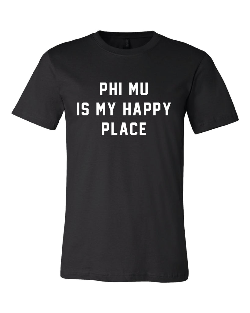 Phi Mu Happy Place - PIPHM-13909