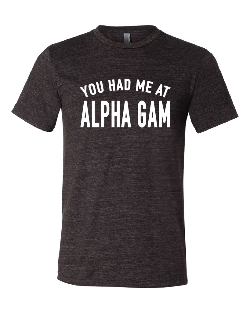 Alpha Gamma Delta - You Had Me At - 1141