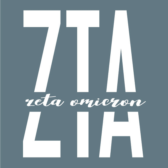 Zeta Tau Alpha - Letters with Chapter - 1109