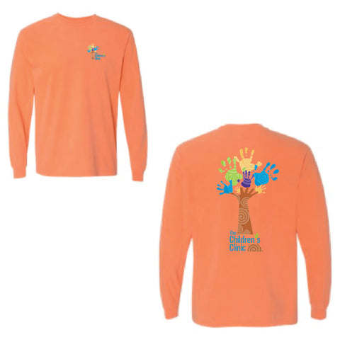 Comfort Colors Long Sleeve Tshirt - 17-THCHC-10382