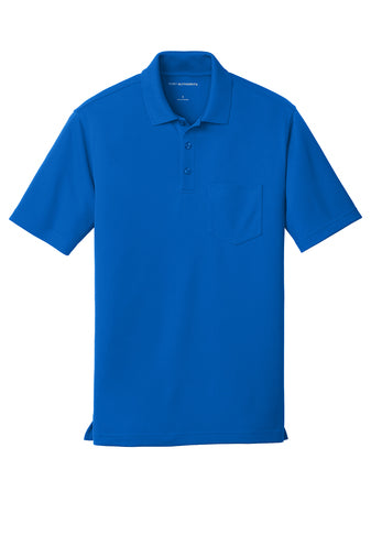 Port Authority Dry Zone UV Micro-Mesh Pocket Polo - GREEQ