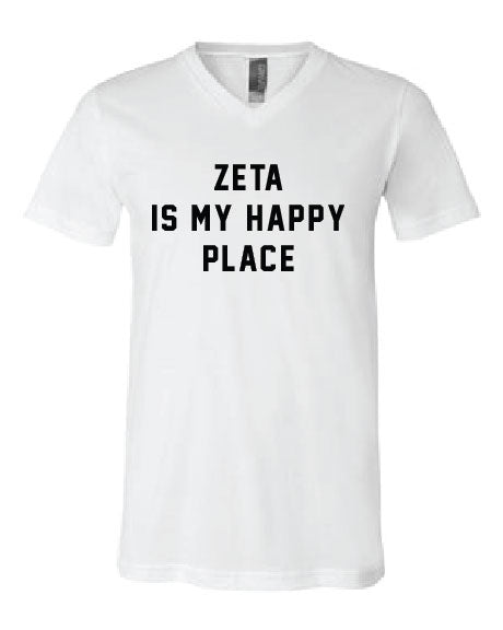 Zeta Tau Alpha - Happy Place - PI-1066
