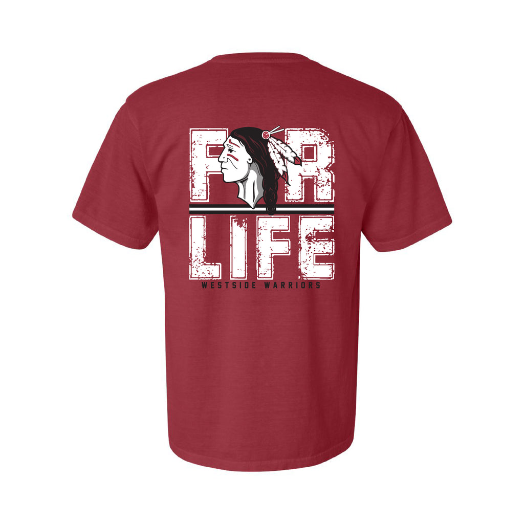 Westside - For Life - 18-PIWSTSD-12277
