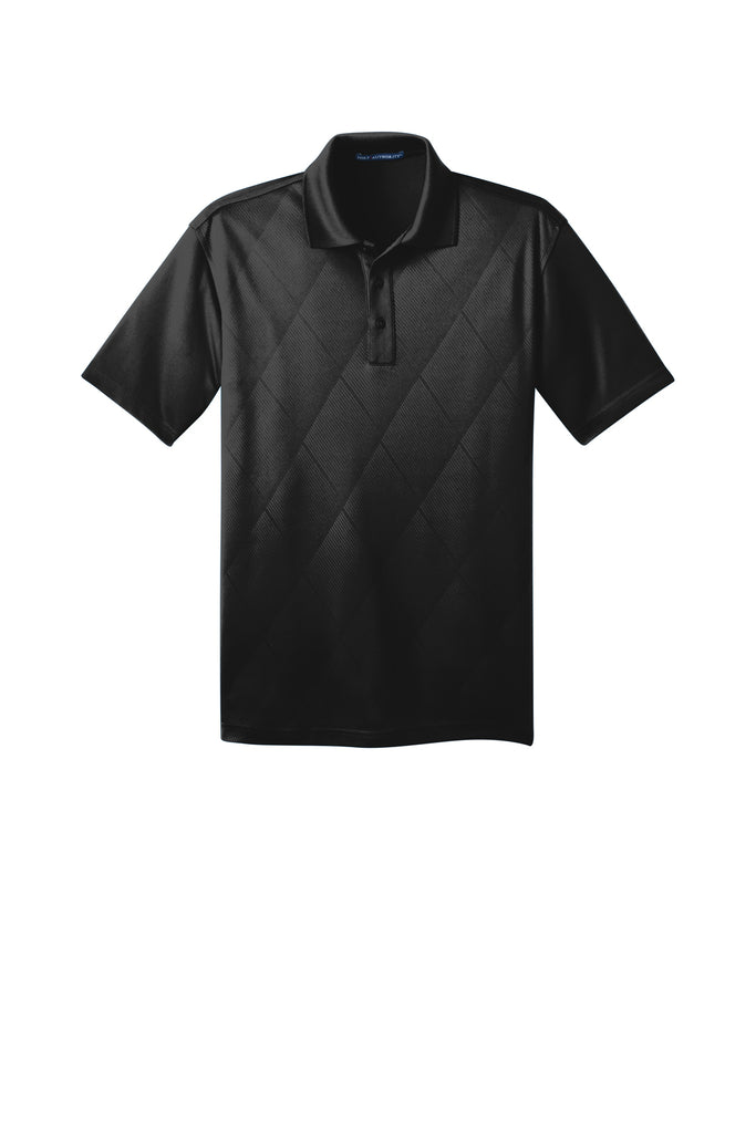 Port Authority Tech Embossed Polo - GREEQ