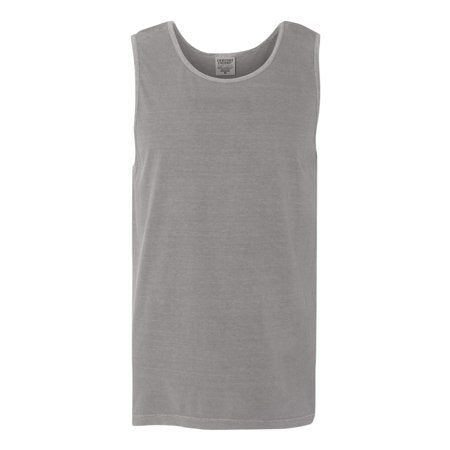 Comfort Colors Tank - GRAY- NEMES-12431
