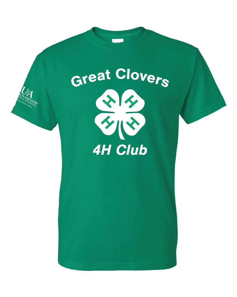 Great Clovers - 4HCLU-13770