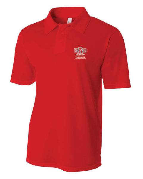ASTATE Nursing and Health Professions - A4 Polo Unisex - 10606