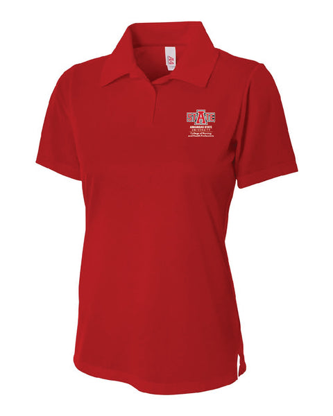 ASTATE Nursing and Health Professions - A4 Polo Ladies - 10606