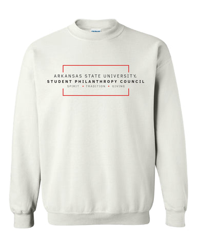 ASTATE - Student Philanthropy Council - Crewneck - 15274