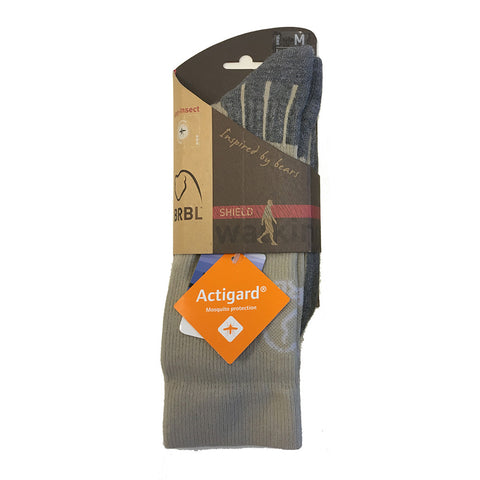 BRBL Anti-Insect Walking and Hiking Sock
