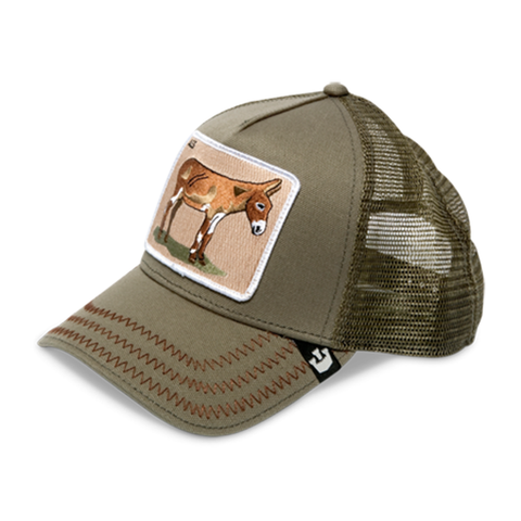 Donkey Ass Animal Series Trucker Hat