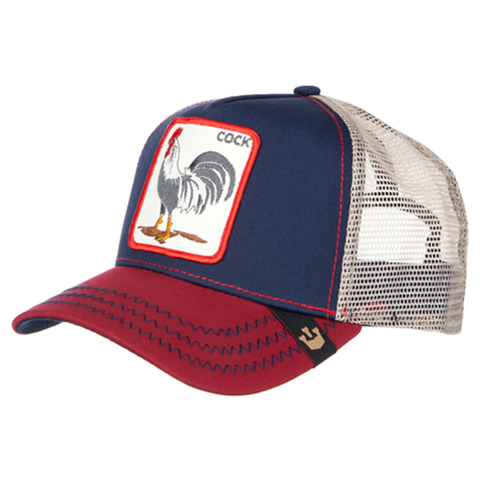 All American Rooster Animal Series Trucker Hat