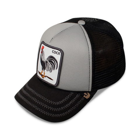 Checkin Traps Animal Series Trucker Hat