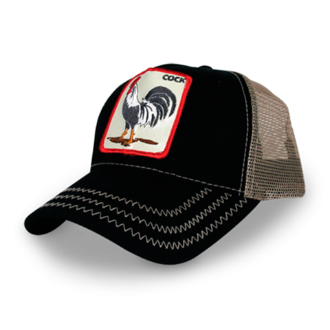 Rooster Animal Series Trucker Hat