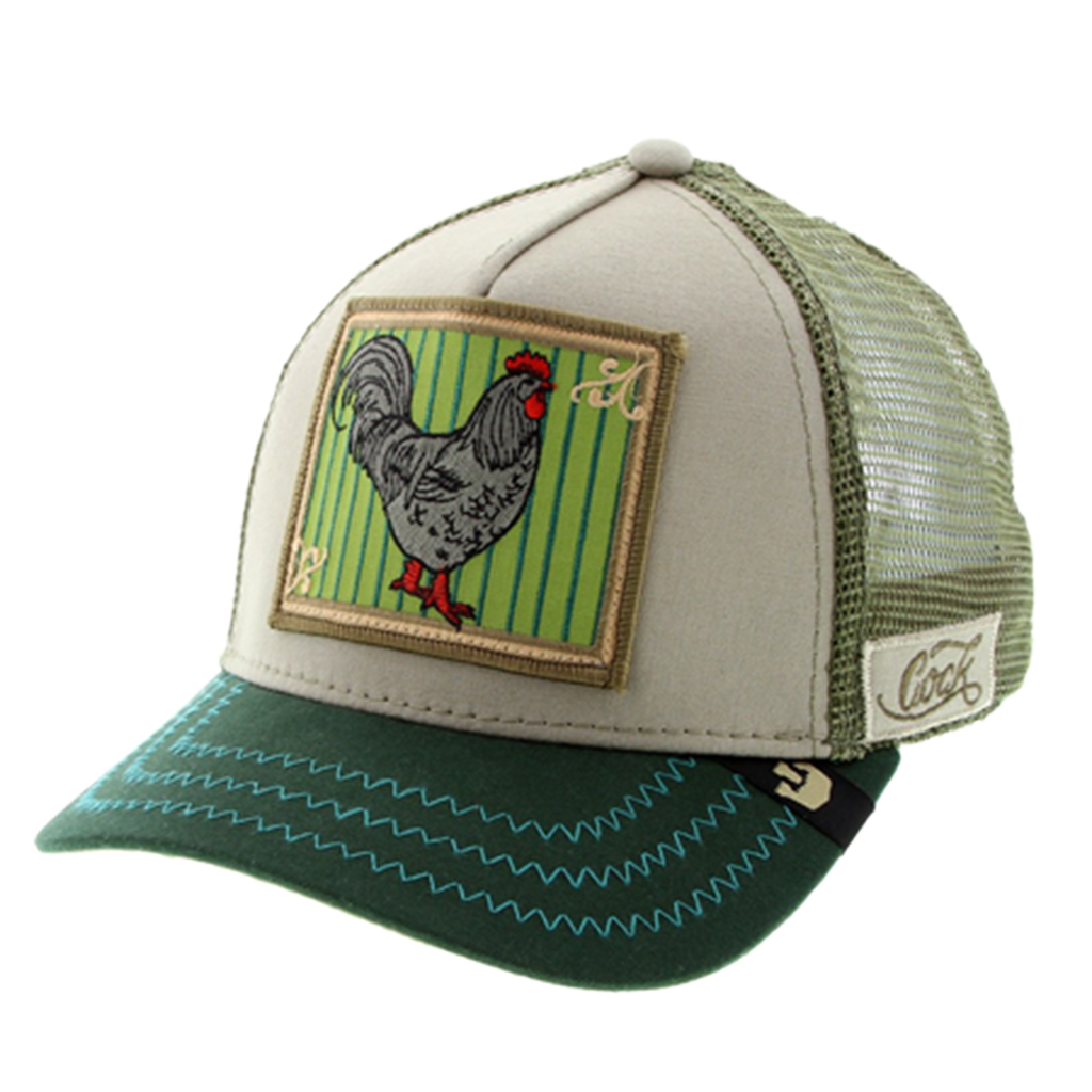 Pecker Animal Series Trucker Hat