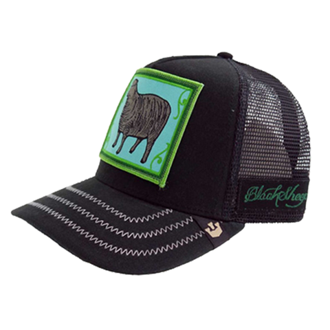 Black Sheep Animal Series Trucker Hat