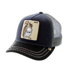 Squirrel Master Animal Series Trucker Hat