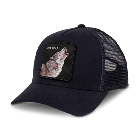 Wolf Animal Series Trucker Hat