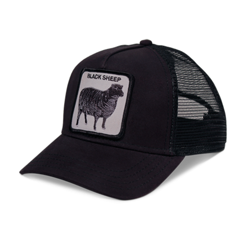 Naughty Lamb Animal Series Trucker Hat