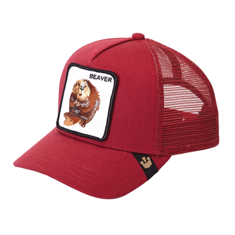 Big Red Animal Series Trucker Hat