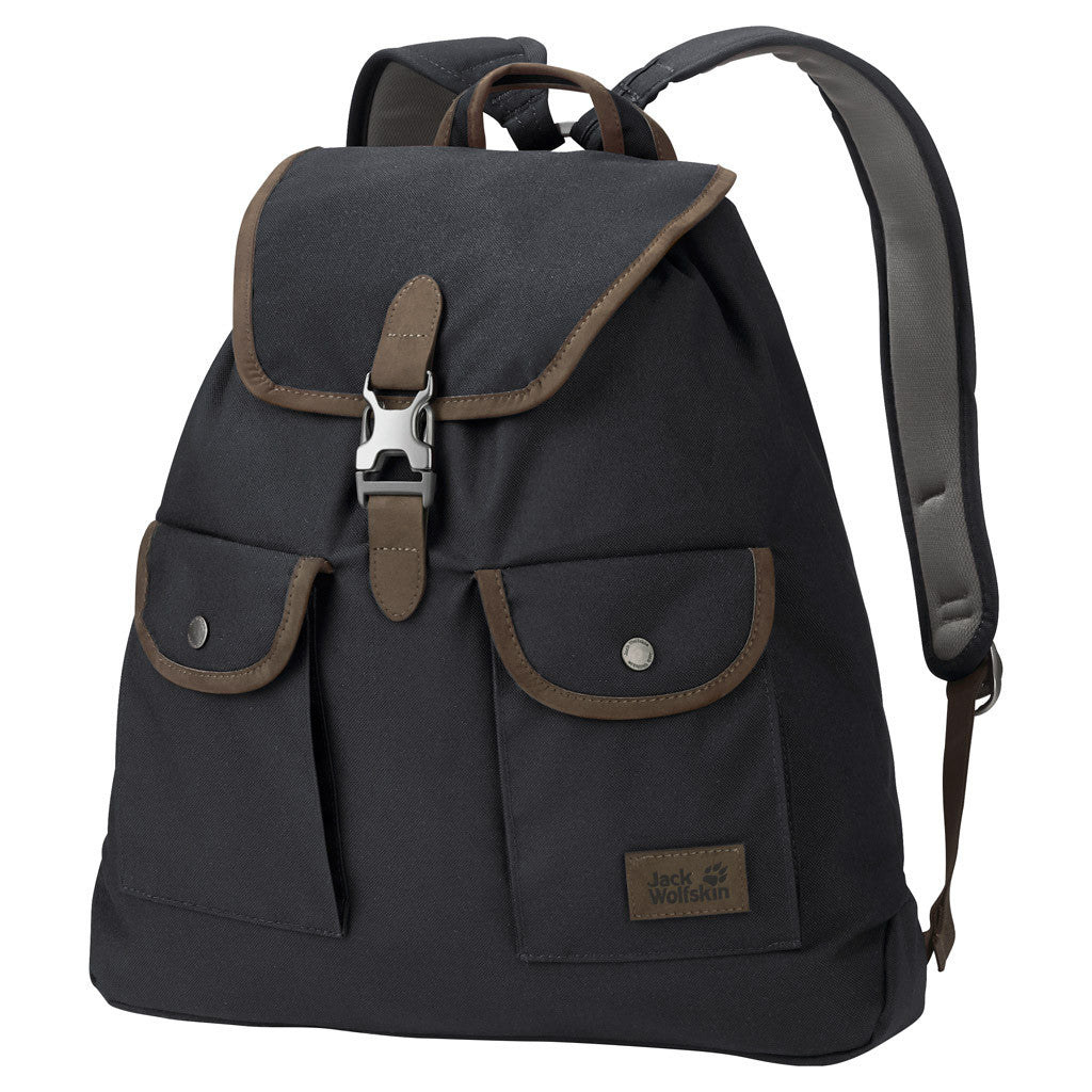 Woodford 20 Day Pack in Black