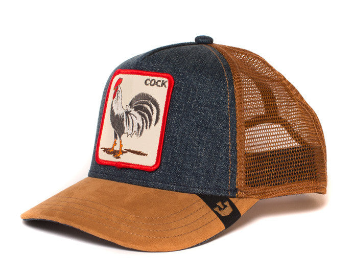Big Strut Animal Series Trucker Hat