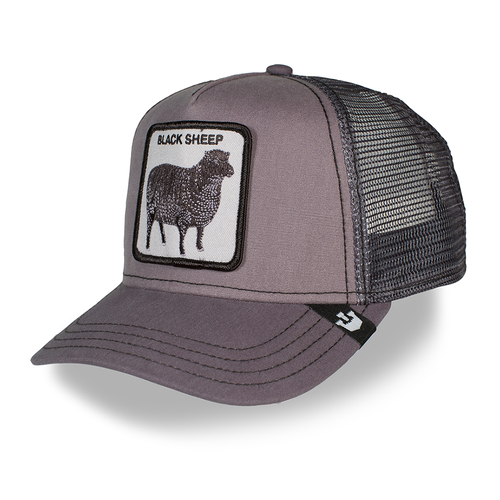 Shades of Grey Animal Series Trucker Hat