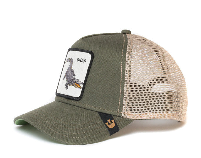 Snap At Ya Animal Series Trucker Hat