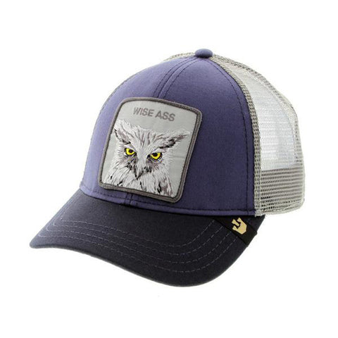 X the Owl Animal Series Trucker Cap