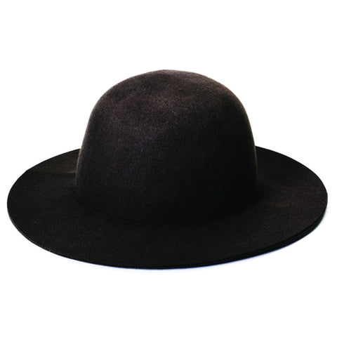 Lawton Goorin Open Crown Fedora