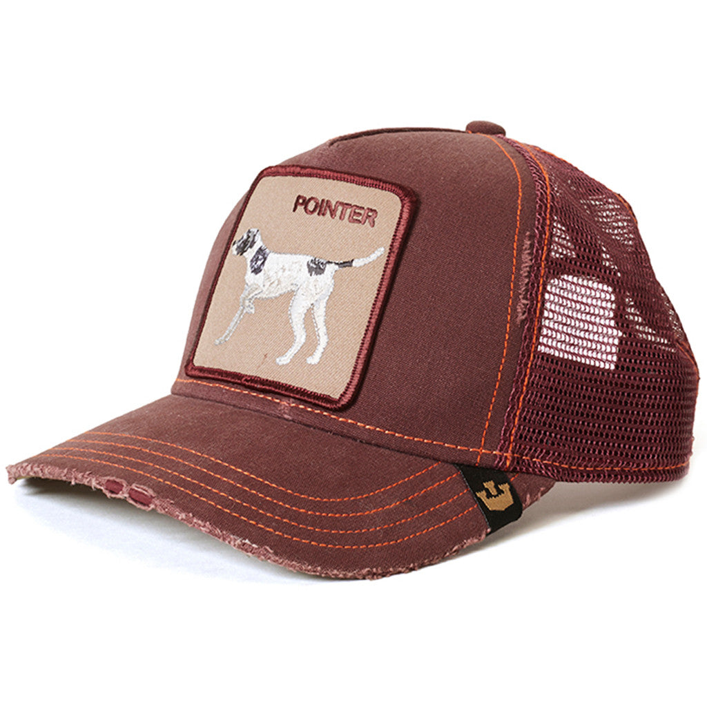 The Pointer Animal Series Trucker
