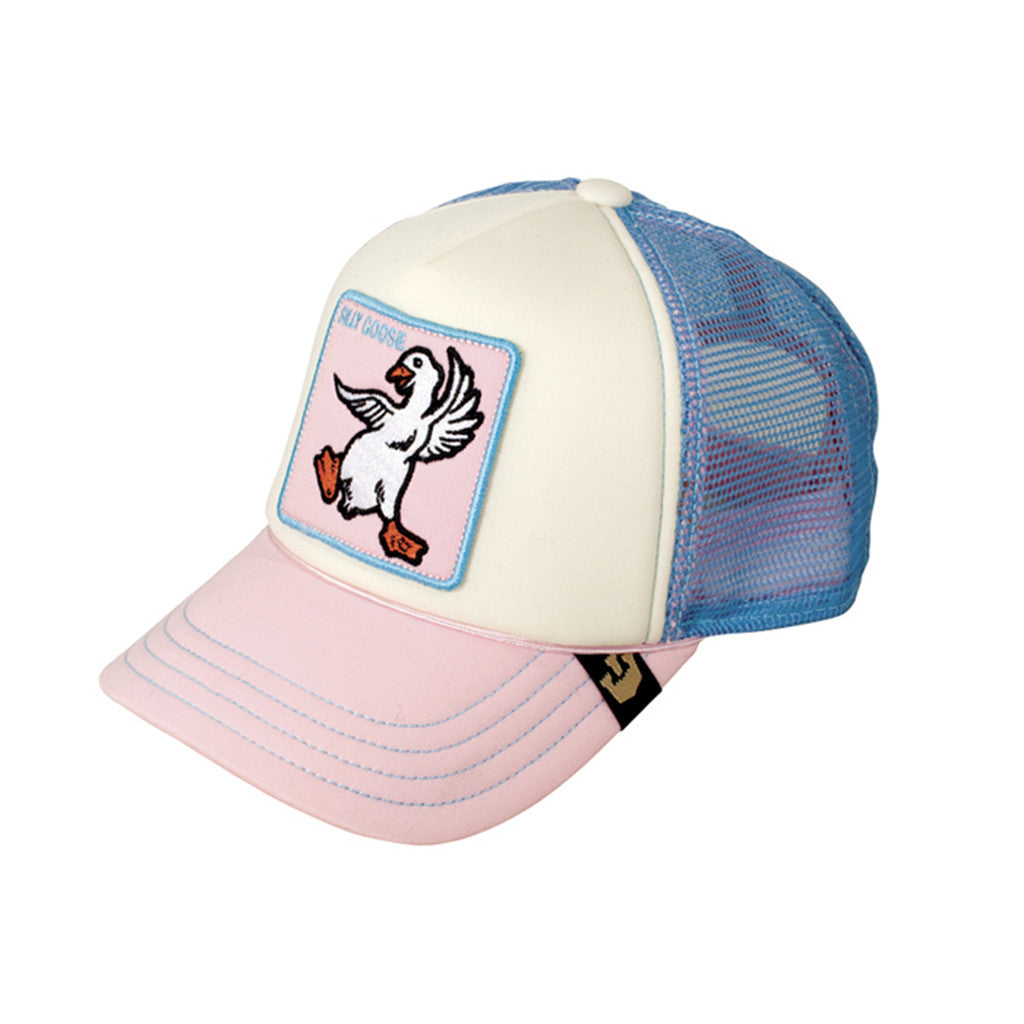Kids Silly Goose Animal Series Trucker