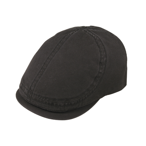 Ari Flat Cotton Cap