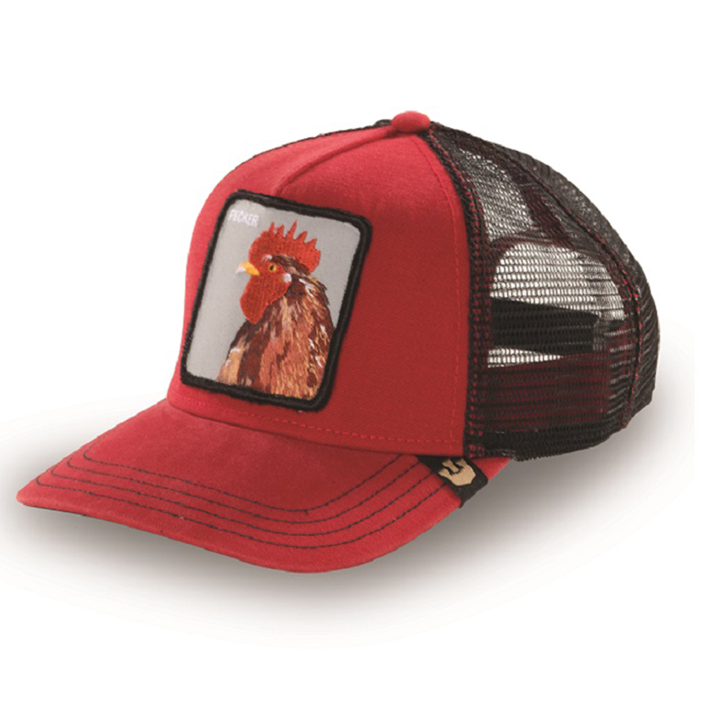 Plucker Animal Series Trucker Hat