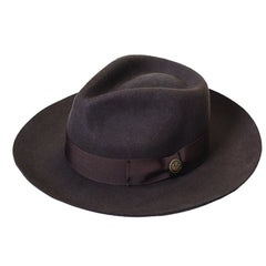 The Bookie Goorin Wool Fedora