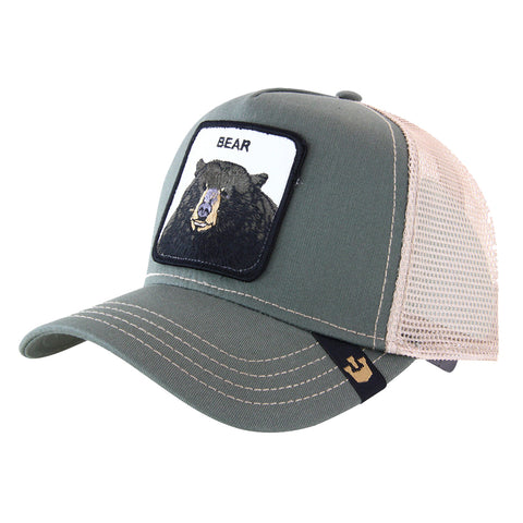 Drew Bear Animal Serier Trucker Hat