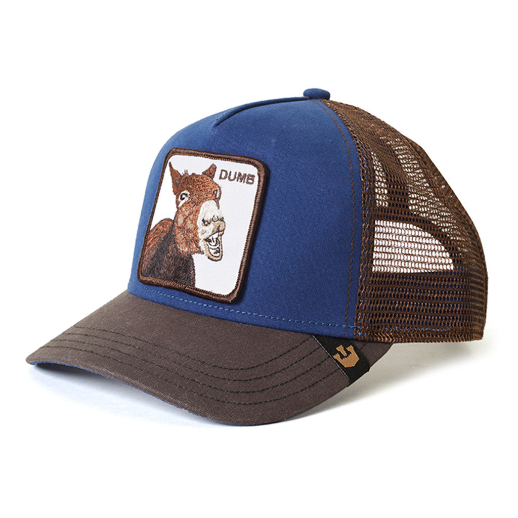 Dumbass Animal Series Trucker