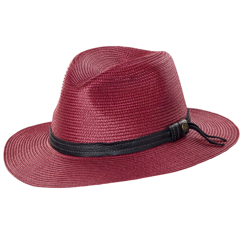 Dawn Summer Braid Fedora Hat