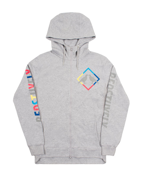 2.0 Performance Tech Fleece Hoodies (Gray)
