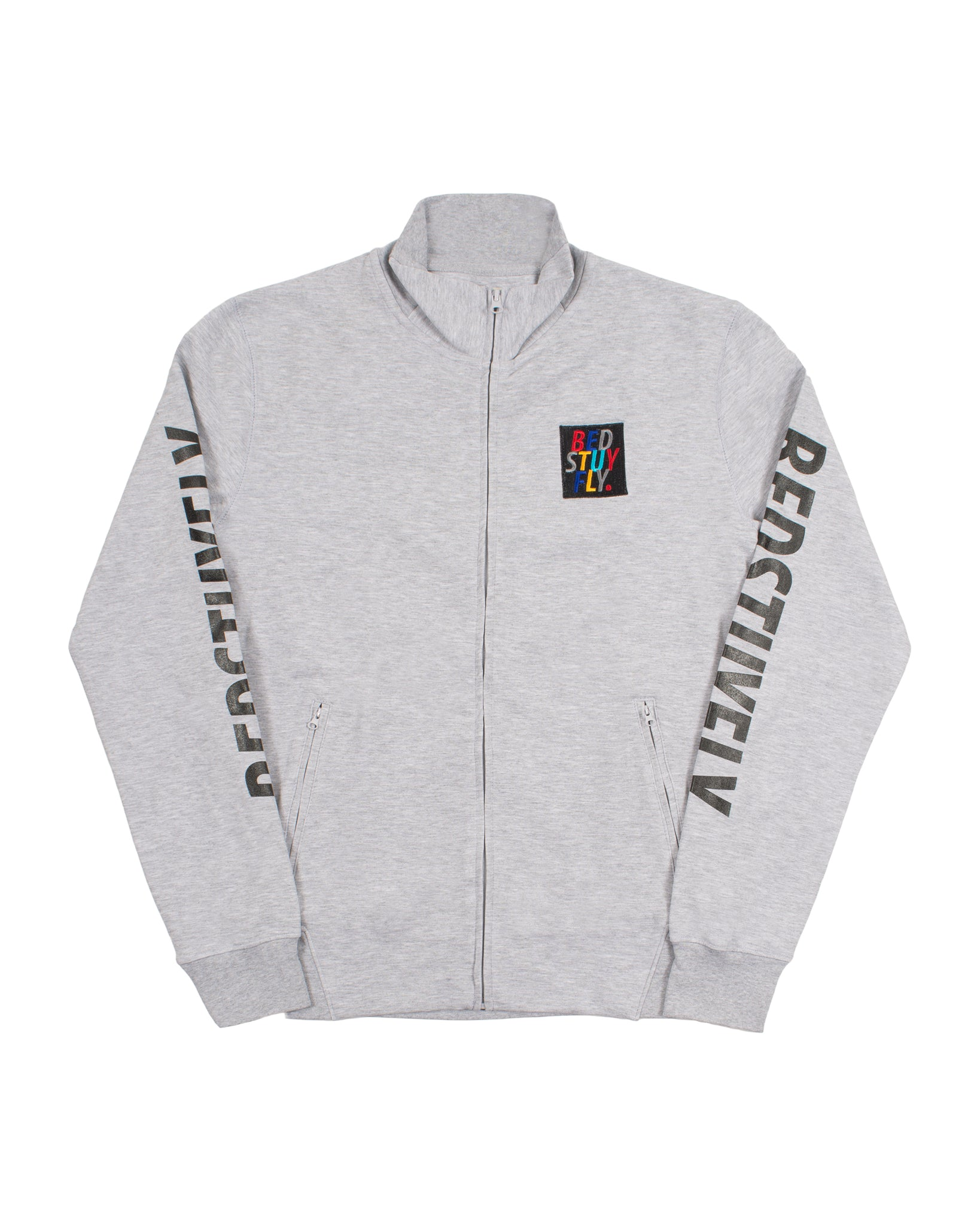 2.0 Performance Tech Fleece Jacket (Gray)