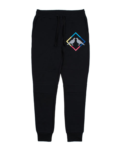 2.0 Performance Tech Fleece Sweatpants (Black)