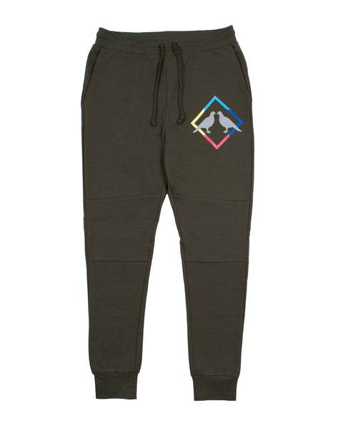 2.0 Performance Tech Fleece Sweatpants (Olive Green)